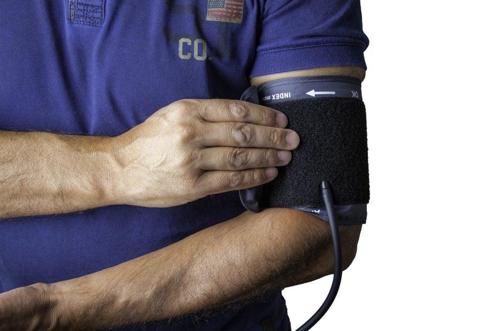 Hoher Blutdruck kann zu Herzschwäche führen
