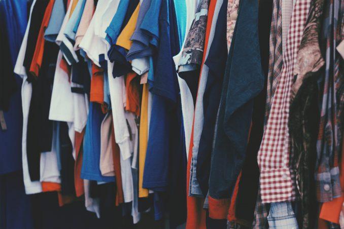 Recycling von Kleidung, Polyamid, geschlossener Kreislauf,