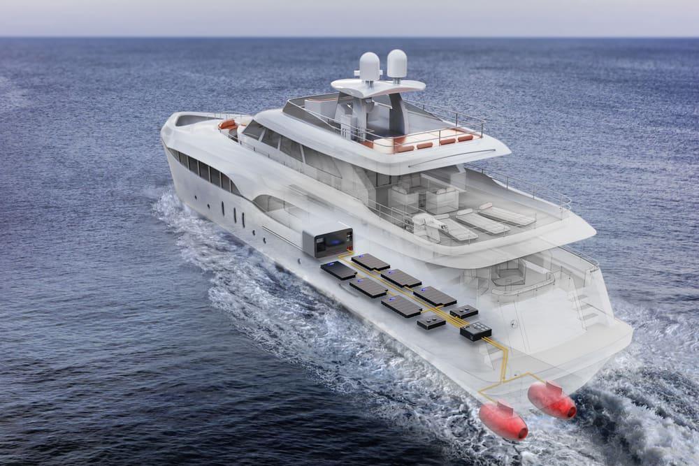 Elektrische waterjet geeft boost aan motorboot