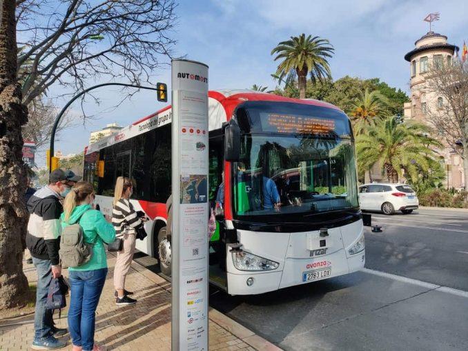 Zelfrijdende stadsbus