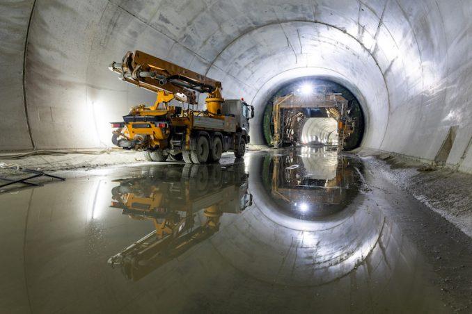 Energielieferant, Erdwärme, Brenner Basistunnel,