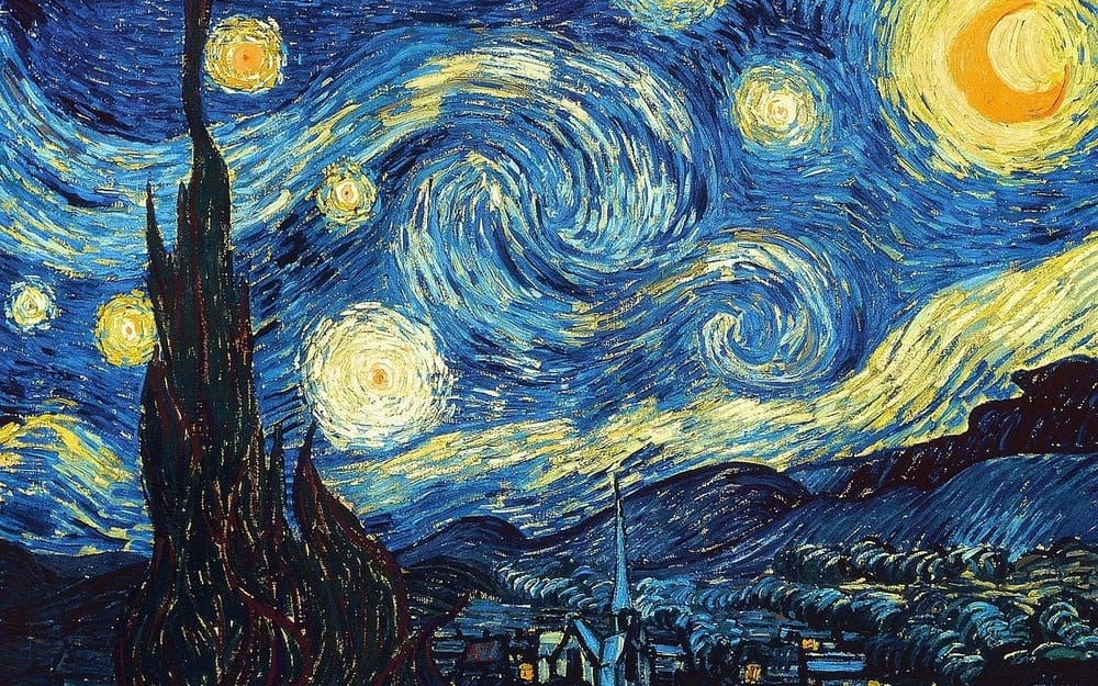 Sublime' study of Van Gogh's Starry Night in VR helps experiential medicine  - Innovation Origins