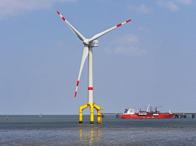 drijvende windenergie