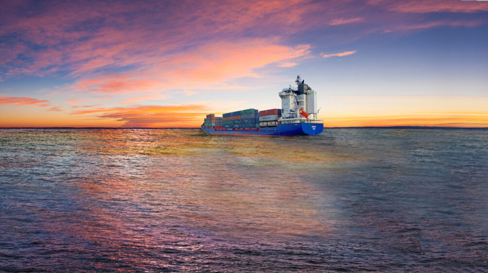 CO2 afvang en opslag op schip